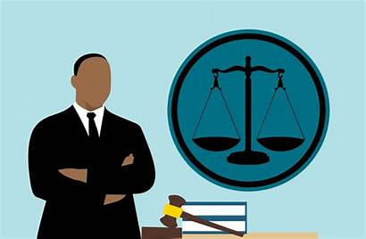 Cartoon Lawyer Judge African American Pxhere Law