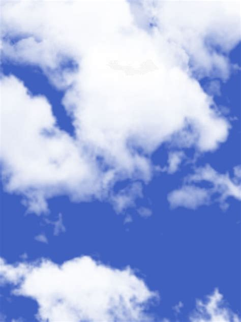 blue sky white clouds fresh sky   awan langit biru