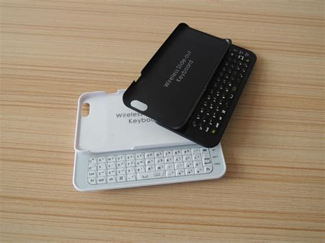 Keyboard Case For Apple Iphone 6 4.7'' Ultar Slide-out
