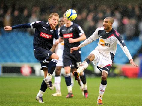 Soccer – FA Cup – Fifth Round – Millwall v Bolton ...