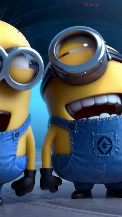 Animated Animation Despicable Minions Movies Mobile