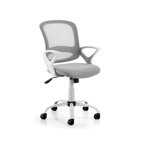habitat chaise de bureau chaise de bureau pivotante et à roulettes tangier par