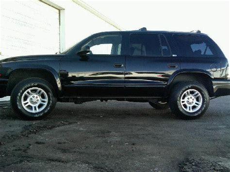 jeep durango blacked out team 4 wheel parts blacked out durango