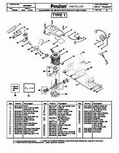 Poulan Wild Thing Parts Diagram