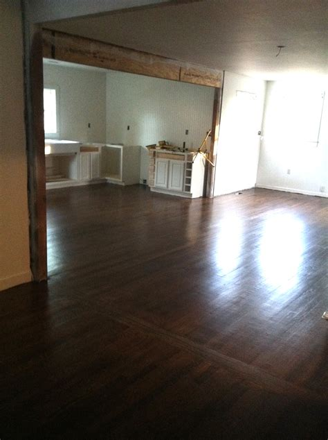 Staining Hardwood Floors Darker by Lighten Stained Wood Floors Wood Floors