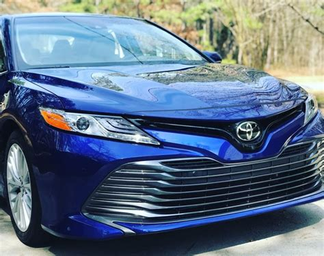 2018 Toyota Camry XLE - A Fierce Family Car - Living One ...