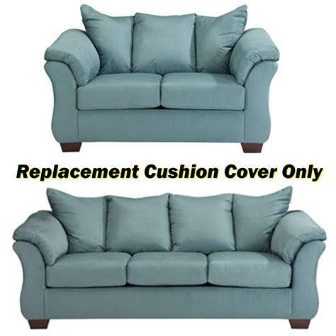 replacement sofa cushion covers ashley darcy replacement cushion cover only 7500638 or