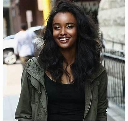 Somali Woman Ethiopia Hair Pretty Why Beauty