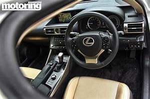 2014 Lexus Is350  U2013 First Drive