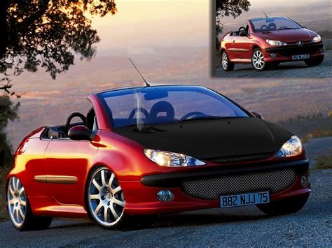 siege auto 206 cc 2004 peugeot 206 cc pictures information and specs