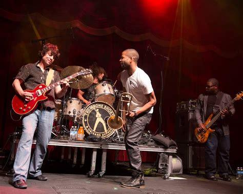 Photos: Trombone Shorty & Orleans Avenue Play Brooklyn Bowl