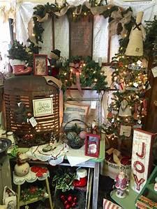Christmas, 2015, Booth, Display, At, Isaac, U0026, 39, S, Rusty, Wagon, Energy, Il