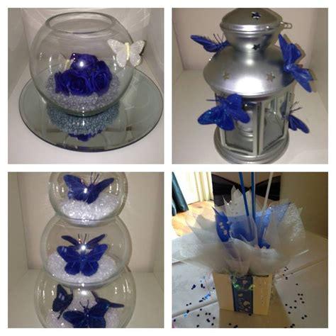royal blue wedding theme
