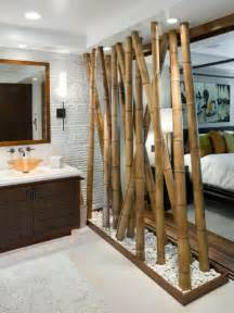mur de bambou exterieur le bambou d 233 coratif va faire des miracles pour votre interieur archzine fr