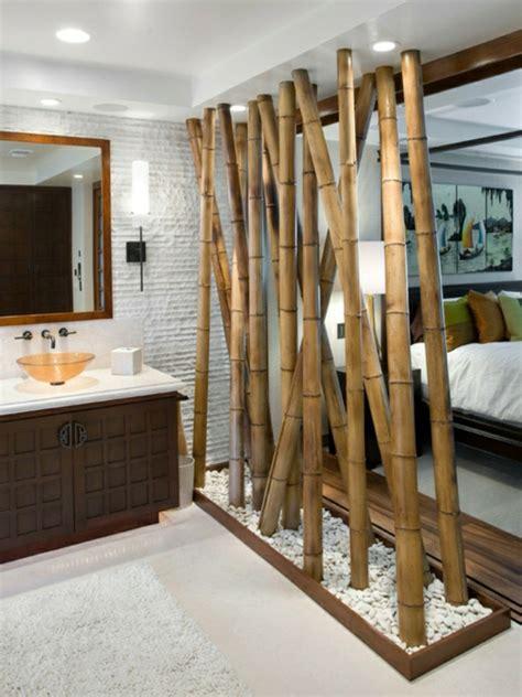 chambre bambou le bambou décoratif va faire des miracles pour votre interieur