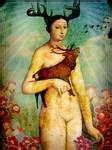 Lady Red Catrin Welz Stein Portraits