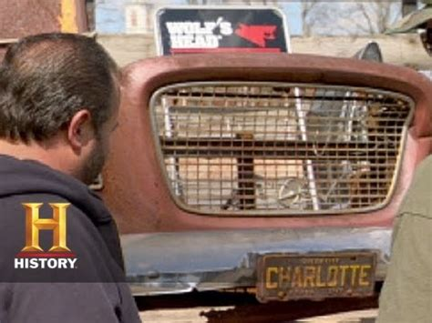 American Pickers Junk Man Mike  History Youtube