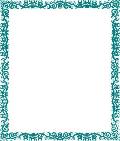 islamic border clip art  clkercom vector clip art