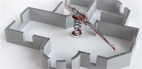 bureau lille apis cor une grue imprimante 3d pour construire des maisons