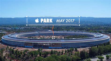 siege de apple apple park le nouveau siège de la pomme se concrétise