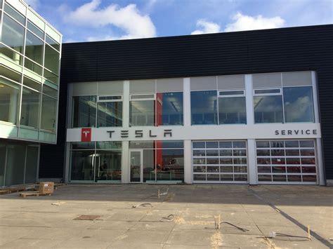 Tesla Motors Headquarters