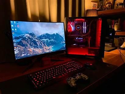 Setup Gaming Fps Casual