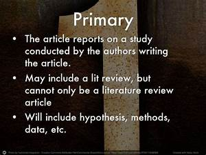 History Reflection And Intro To Annotated Bibliographies