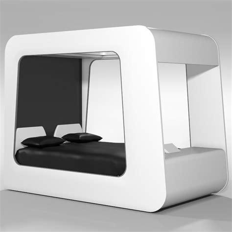 model futuristic bed