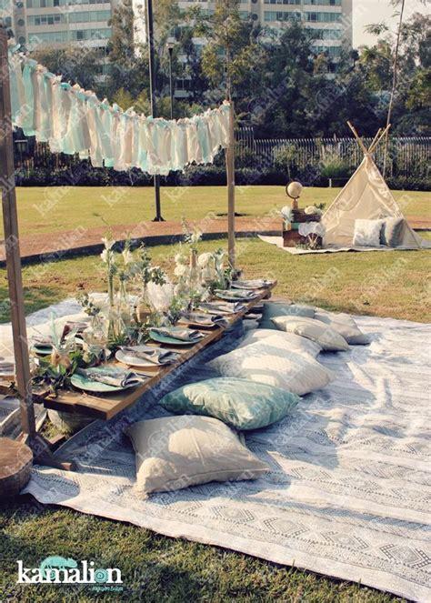 wwwkamalioncommx decoracion boho chic picnic