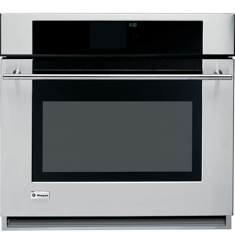 ge monogram  single wall oven zetrmss ge appliances