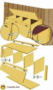 Fréquence Ponte Poule : les 22 meilleures images du tableau construire un poulailler en palettes sur pinterest ~ Melissatoandfro.com Idées de Décoration
