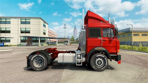 Iveco Fiat by Iveco Fiat 190 38 Turbo Special For Truck Simulator 2