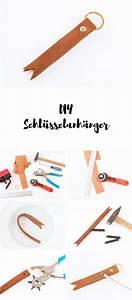 Kreative Geschenke Für Männer : 12 schl sselanh nger aus leder diy ideen auf deutsch diy geschenke mann schl sselanh nger ~ Orissabook.com Haus und Dekorationen