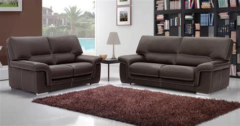 canapé 2 places cuir buffle aoste salon 3 2 buffle vachette cuir épais