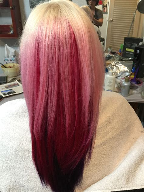 Hair Dyes For boomer are increasingly choosing colorful hair dyes