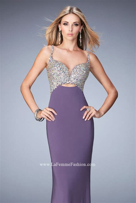 La Femme prom dresses 2021 - prom dresses Style #21968 ...