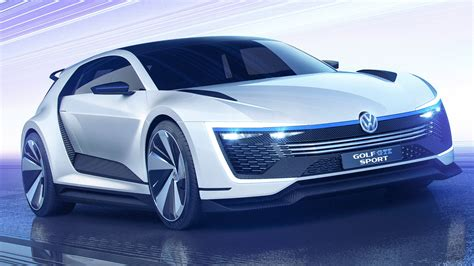 2015 Volkswagen Golf Gte Sport Concept Wallpaper