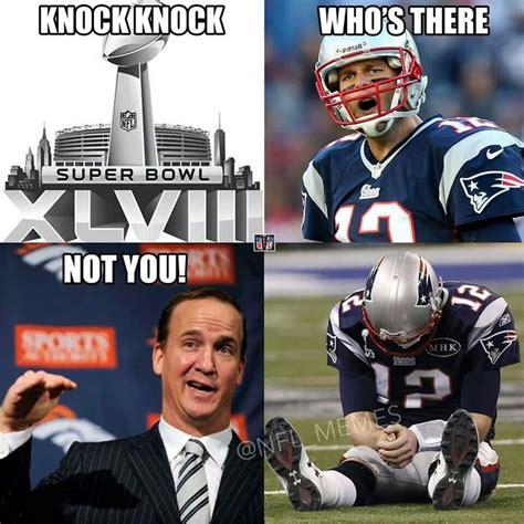 Tom Brady Peyton Manning Meme - tom brady peyton manning nfl nfl funnies other stuff pinterest facebook bye bye and toms