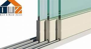 Glasschiebetüren Für Terrasse : glasschiebet ren f r ihre terrassen berdachung dach und wand zeven ~ Sanjose-hotels-ca.com Haus und Dekorationen