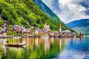 Le Village D39Hallstatt Autriche