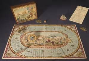 Victorian Board Game
