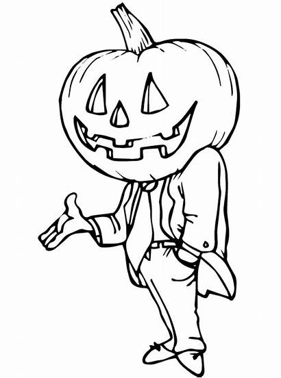 Halloween Coloring Pages Fun Theme