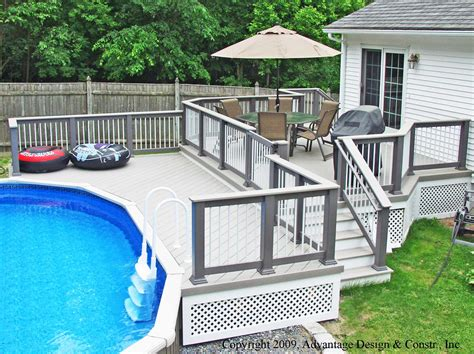 12x12 pool deck plans deck stunning ground level deck plans for inspiring