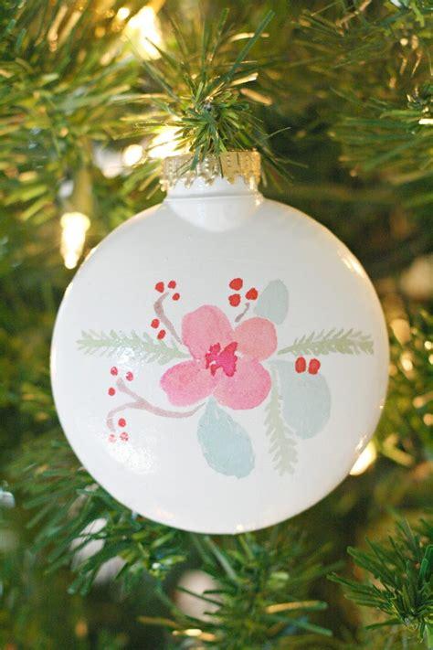 diy unique christmas ornaments decoration ideas