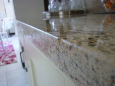 granite marble chipped edge scratch repair service west