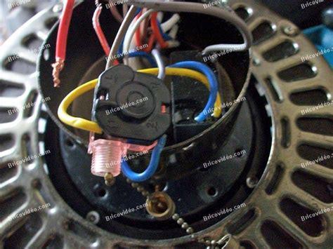 installation climatisation gainable comment brancher un ventilateur de plafond avec eclairage