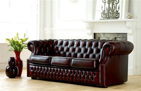 Leather Sofa Bed by Richmond Leather Chesterfield Sofa Beds