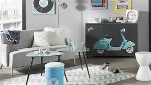 Comment Agencer Son Salon : comment agrandir visuellement un petit salon ~ Melissatoandfro.com Idées de Décoration