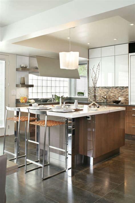 Contemporary Kitchen Design  Bilotta, Ny