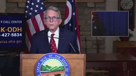Gov. Mike DeWine explains signing 'stand your ground' bill ...